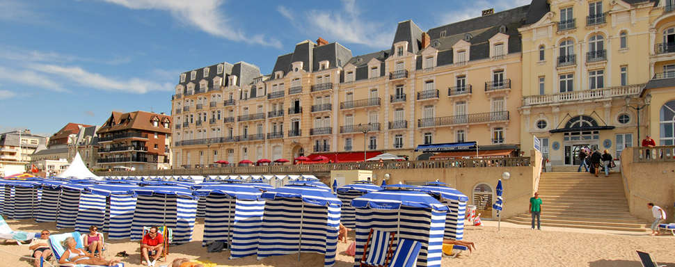 week end Cabourg
