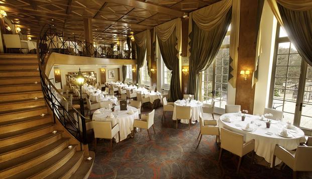 Week-end d�tente avec diner au ch�teau � Chantilly
