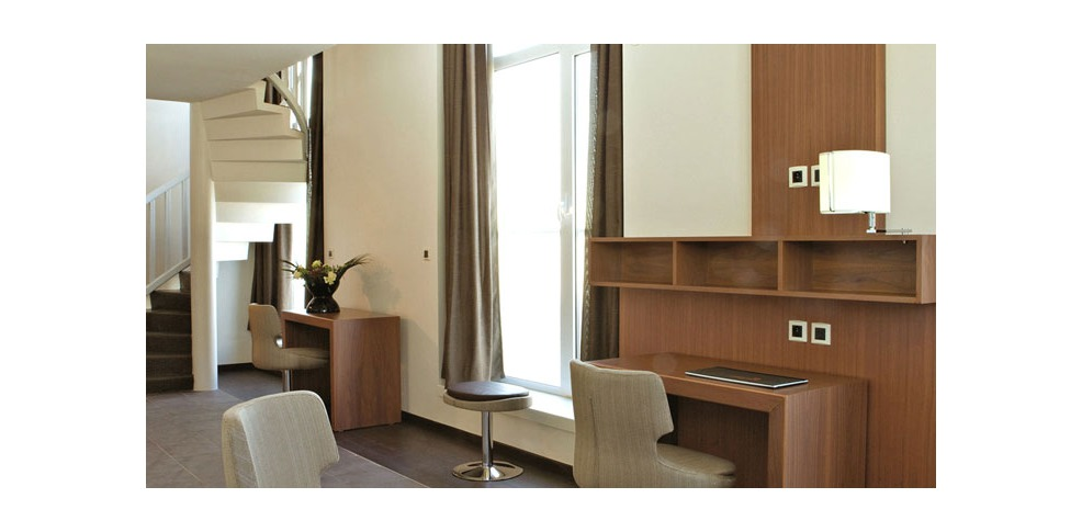 Hotel appart city confort paris grande biblioth que for Appart hotel paris 7eme