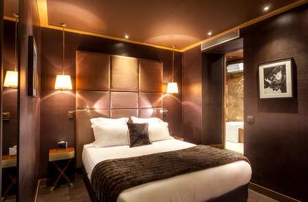 Weekend a Parigi in un hotel di design