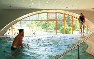 Week end saint fran ois longchamps 73 for Valmorel piscine spa