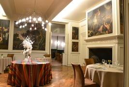 Le Château de Champlong - Salle du restaurant