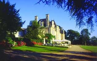 Week-end avec dîner gastronomique (1* michelin) dans un Château du XVIIIe siècle près de Poitiers