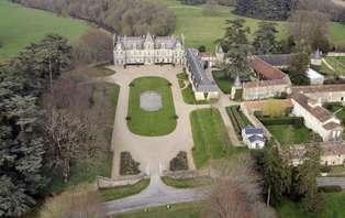 Week-end dans un Château du XVIIIe siècle près de Poitiers et du Futuroscope