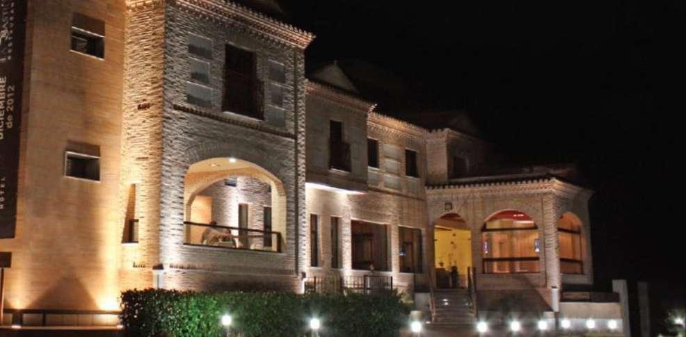 Hotel La Bastida - Façade