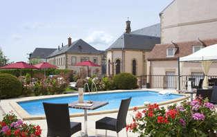 Week-end détente avec accès spa au coeur  du centre historique de Moulins