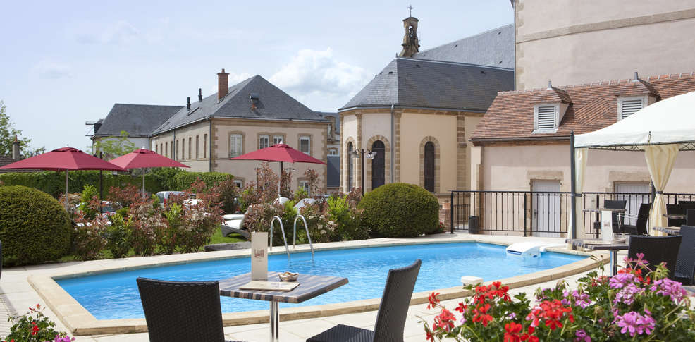 H tel de paris h tel de charme moulins for Paris hotel de charme