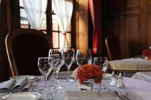 Week-end romantique avec dîner près des châteaux à Cheverny