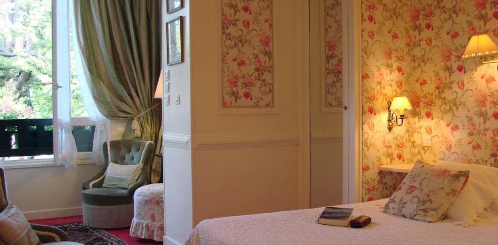 Hotel ti al lannec spa charmehotel tr beurden - Chambre thema parijs ...