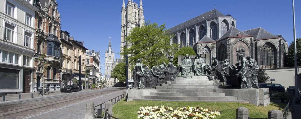 Oost Vlaanderen Toerisme Weekend Oost-vlaanderen