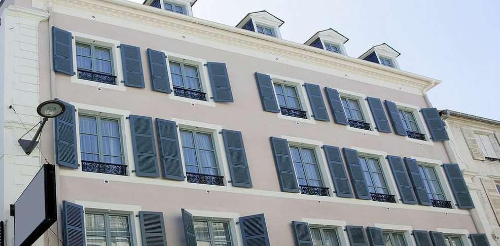 h tel appart 39 city pau centre h tel de charme pau. Black Bedroom Furniture Sets. Home Design Ideas
