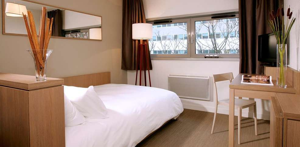 H tel appart 39 city orl ans h tel de charme orl ans for Appart hotel orleans