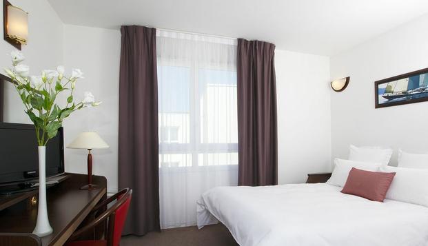 Office de tourisme du pays des abers lannilis for Hotel appart bretagne