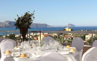 Escapada relax con cena y toque romántico en Albir