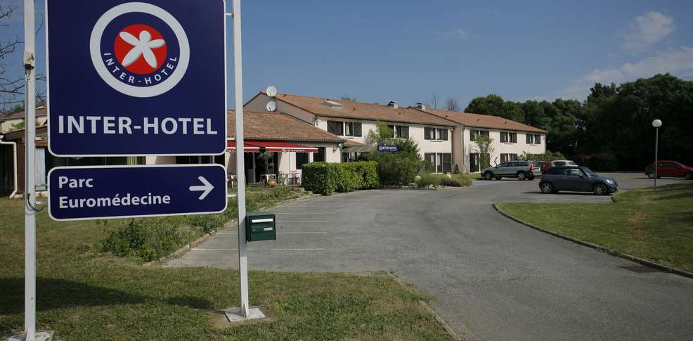 inter hotel du parc eurom decine h tel de charme. Black Bedroom Furniture Sets. Home Design Ideas