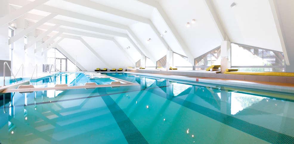 Carnac thalasso spa resort h tel 4 h tel de charme for Hotel piscine interieure paca
