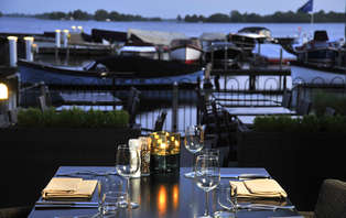 Weekendje weg met diner aan de Loosdrechtse plassen (2 nachten)