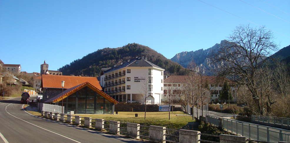 Hotel Isaba Espagne