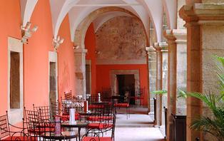 Escapada gastronómica en antiguo convento del siglo XVI