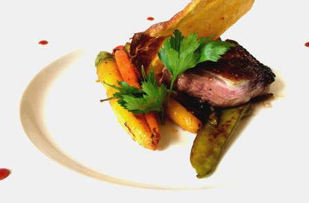Week-end avec dîner gastronomique dans une bâtisse du XVIIème siècle à Rochefort-sur-Mer