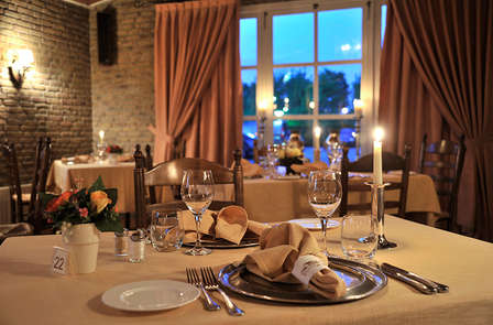 Verblijf op luxe kamer en geniet van gastronomisch diner in De 7 Bersche Hoeve