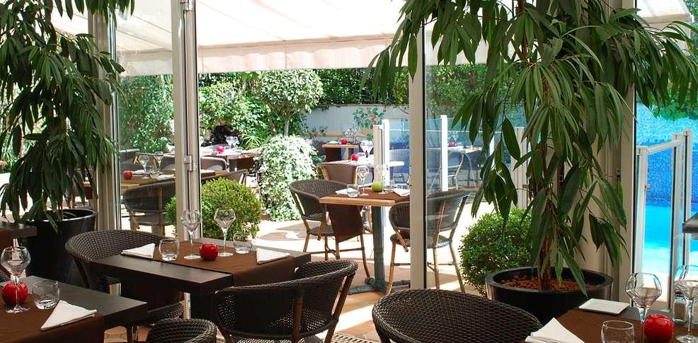 H tel amarante cannes h tel de charme cannes 06 for Reservation hotel paca