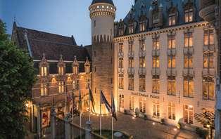 Week-end romantique et bien-être de luxe à Bruges (à partir de 2 nuits)