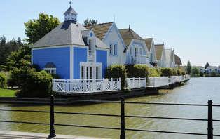 Week-end en maison 2 pièces dans un eco village en baie de Somme