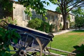 Week-end romantique près du Pont du Gard