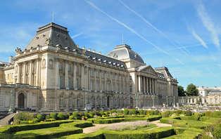 Week-end découverte avec Brussels City Card dans hôtel 5 étoiles