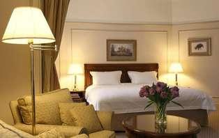 Week-end en amoureux en chambre prestige dans un hôtel de luxe à Bruxelles