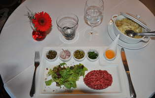 Week-end détente avec dîner dans un village du Cantal