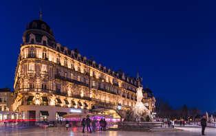 Week-end romantique en chambre supérieure à Montpellier