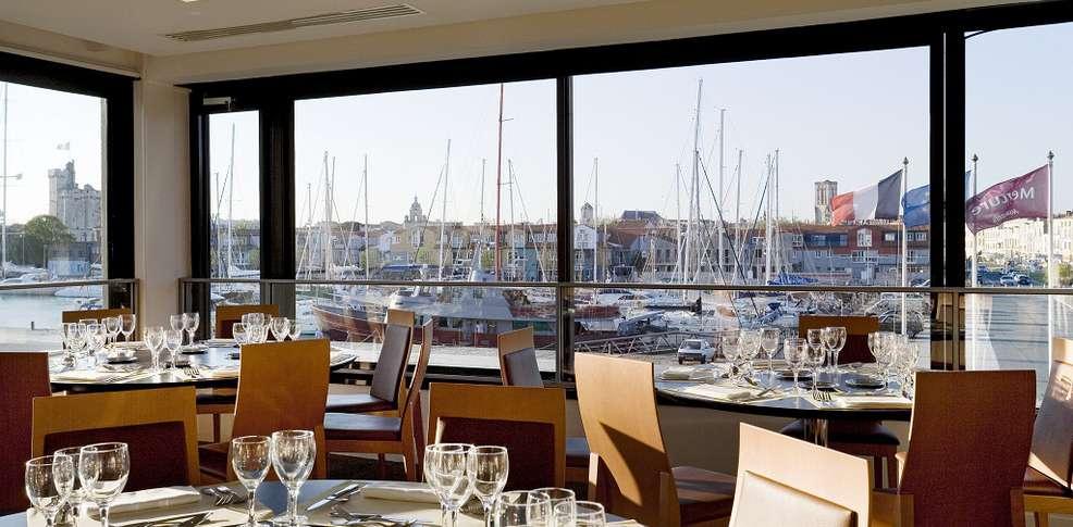 H tel mercure vieux port sud h tel de charme la rochelle - Mercure vieux port marseille ...