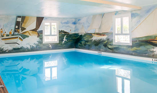 Week end culturel deauville avec balade en petit train Horaires piscine deauville