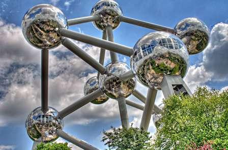 Week-end découverte de Bruxelles avec entrées pour l'Atomium (à partir de 2 nuits)