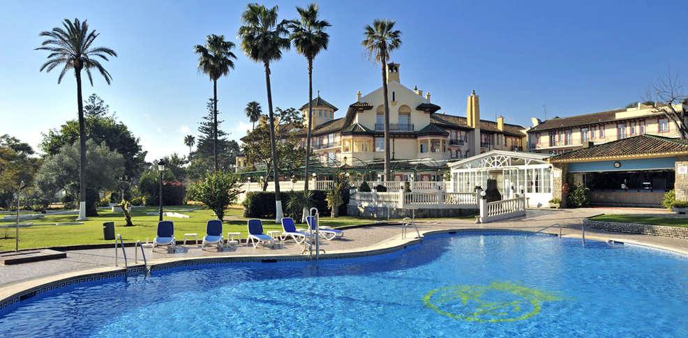 Hotel globales reina cristina hotel algeciras for Piscina algeciras