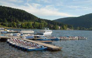 Offre Spéciale : Week-end avec dîner et surclassement offert en chambre vue lac