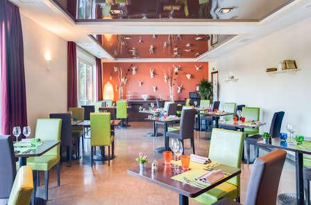 Offre spéciale: Week-end détente avec dîner au bord du lac de Bagnoles de l'Orne