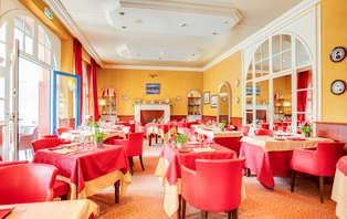 Offre spéciale : Week-end avec dîner en chambre supérieure aux Sables-d'Or-les-Pins