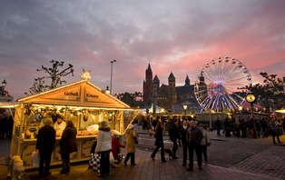 Offre marché de Noël: Week-end gastronomique près du centre historique de Maastricht