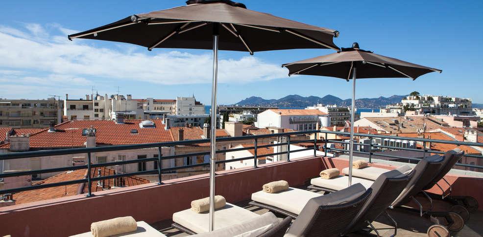Eden hotel spa h tel de charme cannes 06 for Hotel de charme paca