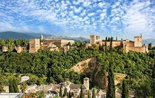 Oferta especial: Escapada con Visita Guiada por el Albaicín de Granada (desde 2 noches)
