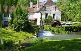 Escapade de charme dans un ancien moulin sur la Côte d'Opale