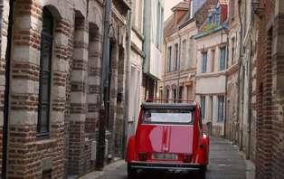 Week-end en suite et découverte de Lille en 2CV