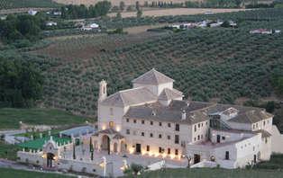 Escapada con cena y spa en antiguo convento de Antequera