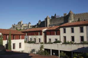 Week-end au pied des remparts de Carcassonne