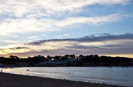 Offre spéciale mini-vacances en demi-pension dans une baie de la Costa Brava (à partir de 4 nuits)