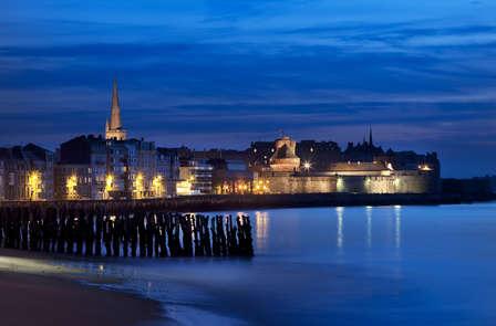 Week-end au bord de la mer à Saint Malo
