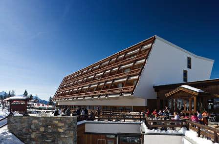 Séjour au ski en demi-pension au cœur de la station des Arcs 1600 (7 nuits)